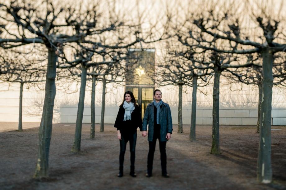 Paarfotos in Dresden