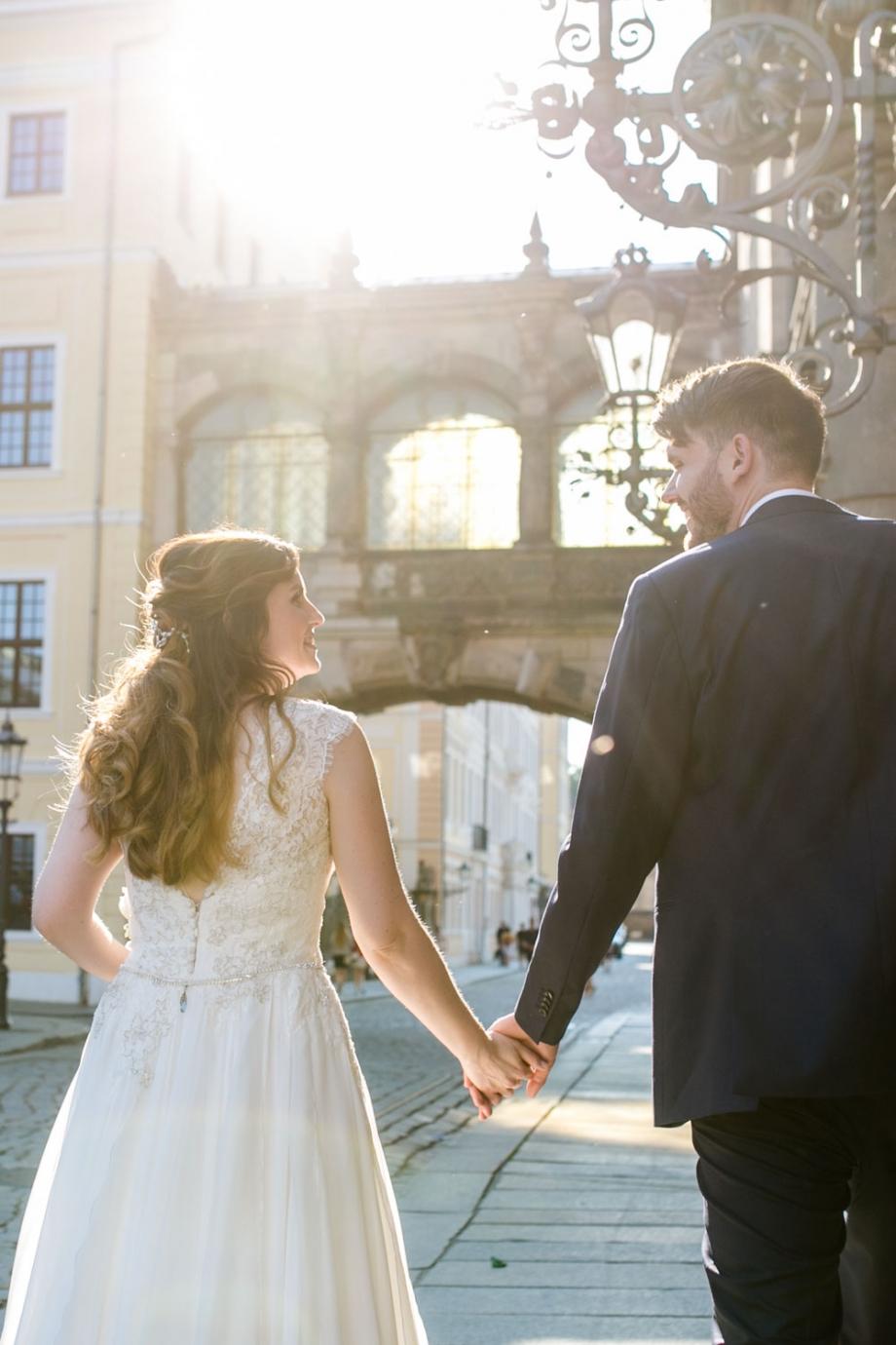 Heiraten in Dresden Altstadt